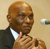 Abdoulaye Wade sur la hausse généralisée des prix : ''il y a un risque sérieux de déstabiliser les pays africains''