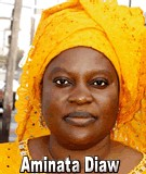 FLASH SUR... Aminata Diaw