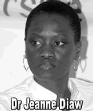 FLASH SUR... Dr Jeanne Diaw