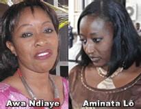 DEUX MINISTRES  DE WADE SE BATTENT: Aminata et Awa Ndiaye se crêpent le chignon