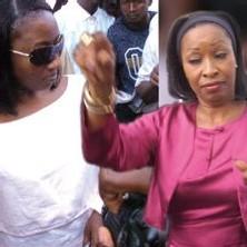 GRABUGE ENTRE DEUX MINISTRES: Awa Ndiaye gifle Aminata Lô en public