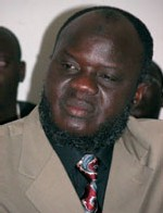 Imam Mbaye Niang brocarde le régime de Wade