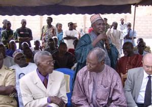 SEDHIOU : APPUI AUX COLLECTIVITES LOCALES: L'Adm injecte 400 millions dans la commune de Sédhiou