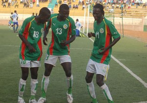 "CAN JUNIOR ""RWANDA 2009"" –SENEGAL–SIERRA LEONE : (2-0): Amath Guèye envoie les ""Lionceaux"" au 2nd tour"