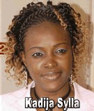 FLASH SUR... Kadija Sylla