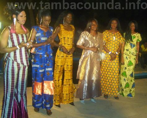 [ PHOTOS ] MISS TAMBACOUNDA: Mame Khady Sow remporte la Palme