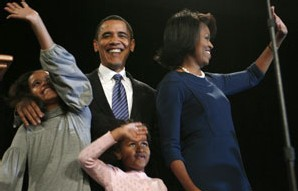 PRESIDENTIELLE AUX USA: Papa Obama toujours en tête