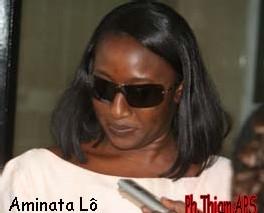 ENTRETIEN AVEC AMINATA LÔ DIENG: « Il n'y avait eu ni injures ni bagarres entre Awa Ndiaye et moi »