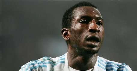 Saison 2007-2008 : Mamadou Niang dans l'équipe type de la Ligue 1
