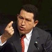 CRISE ALLEMAGNE/VENEZUELA: Chavez se retient tout juste de dire à la chancelière allemande Angela Merkel d'aller au diable