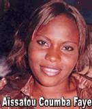 FLASH SUR... Aïssatou Coumba Faye