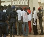 LES JEUNES DU FRONT Siggil Sénégal Manifestent encore dimanche prochain