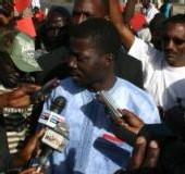 SIT-IN DES JEUNES DU FRONT SIGGIL SENEGAAL: Talla Sylla lance la grande offensive pour le départ de Wade