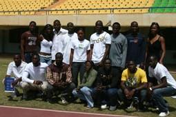 Sur la route des JO de Pékin : Les conseils des anciens aux pensionnaires du Centre international d'athlétisme de Dakar