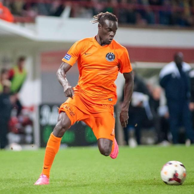 [PHOTOS] Mamadou Fall champion de la 2e division belge avec RWS Bruxelles