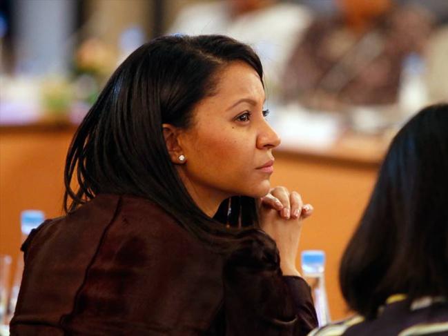 4. Zeinab Suma Jammeh [Gambia]