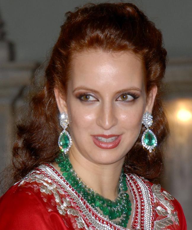 1. Princess Lalla Salma MAROC