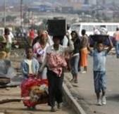 AFRIQUE DU SUD: Les Sénégalais à l'abri des attaques xénophobes