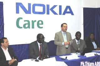 Nokia s'engage à réparer et recycler tous les mobiles défectueux au Sénégal