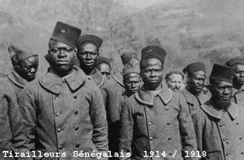 TIRAILLEURS: Les premières troupes indigènes ont été levées au 17-ème siècle