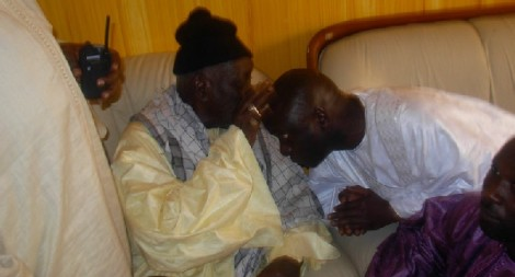 [ VIDEO ] IDRISSA SECK INVITE A TOUBA: Serigne Bara dement