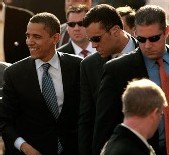 L'Amérique renforce la sécurité de Obama après les propos scandaleux de Hillary (Assassinat du candidat noir)