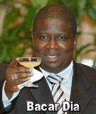 BACAR DIA AUX LIONS DU SENEGAL: ''Vous êtes des Yâfous (Fainéants)''