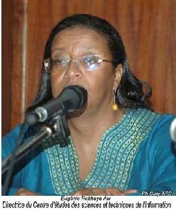 Eugénie Rokhaya Aw : une ''révolutionnaire'' tombée sous le charme du journalisme