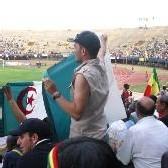 SUPPORTERS ALGERIENS FAIRPLAY: Youssouph a suivi le match Sénégal-Algérie dans la tribune occuppée par les supporters des Fennecs (Recit)