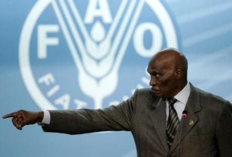 [ VIDEO ] Discours du Président Wade lors du Sommet de la FAO à Rome