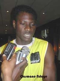 Ousmane Ndoye : ''le plus important est l'apport de chaque joueur à l'équipe''