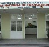 GREVE AU CENTRE DE TRANSFUSION Arrêt des gouttes de sang