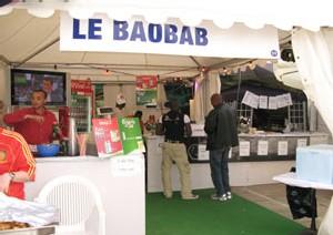 EURO 2008: LA CUISINE SENEGALAISE S'OFFRE UNE BONNE VITRINE.