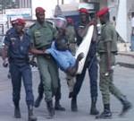 [ EXCLUSIF - AUDIO ] Actes de barbarie: Les policiers enregistrés à leur insu entrain de tabasser le journaliste Kambel Dieng après le match Senegal-Liberia