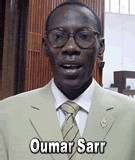 OMAR SARR PORTE PAROLE DE L'EX MAIRE DE THIES « Idrissa Seck aurait été vice président du Sénégal si… »