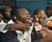 [ VIDEO ] L'ambiance qui a régné au stade après l'agression de Kambel