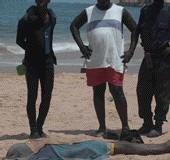 PLAGE INTERDITE: Le corps d'un adolescent repêché par ses camarades