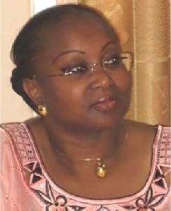 Adrienne Diop nommée commissaire de la CEDEAO