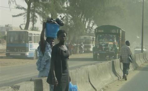 [ VIDEO ] REPORTAGE: Dakar ville sale