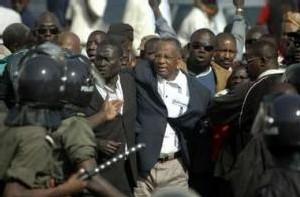 Cycle de violence : Le Fss dénonce la « présence des calots bleus dans la police »