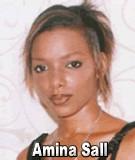 FLASH SUR... Amina Sall