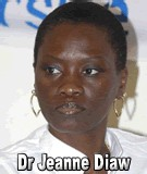 FLASH SUR... Dr Jeanne Diaw