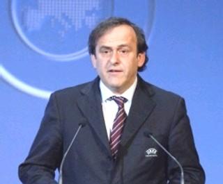 Soutien inattendu de Michel Platini à la CAF