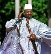 Jammeh « valide » le 2ème tour au Zimbabwe