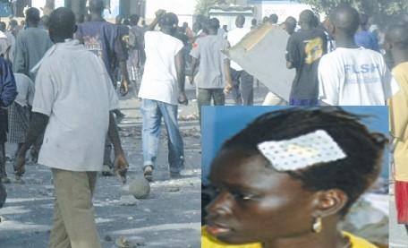 Elections de délégués à l'UCAD : les véritables raisons de la violence