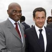 Les relations tendues entre le president Wade et Nicolas Sarkozy