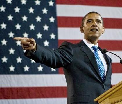 Obama promet de finir la guerre en Irak et de vaincre Al-Qaïda