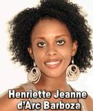 FLASHR SUR... Henriette Jeanne d'Arc Barboza