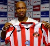 EL HADJI DIOUF signe pour deux milliards à Sunderland