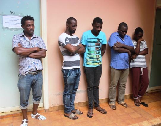 Seydou D. mêlé à une affaire d'homosexualité et de viol sur mineur
